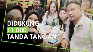 Maju dengan Jalur Independen, Vicky Prasetyo: Sudah Didukung 11.000 Tanda Tangan