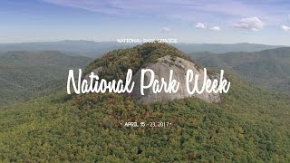 Today marks the beginning of National Park Week Have you found your park yet this year