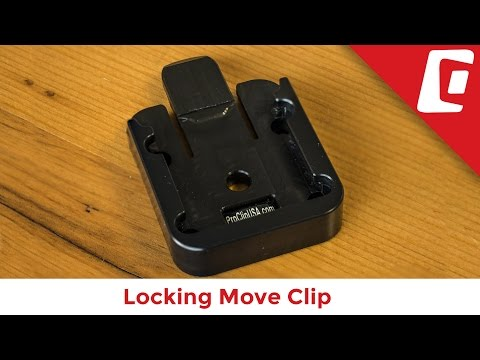 Play Video: Quick Release Dock with 15 mm Release Tab