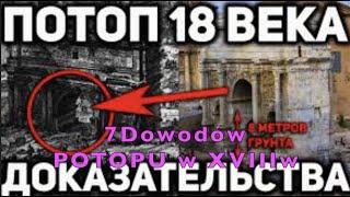 7 DOWODÓW POTOPU W XVIII w. tartaria mud flood