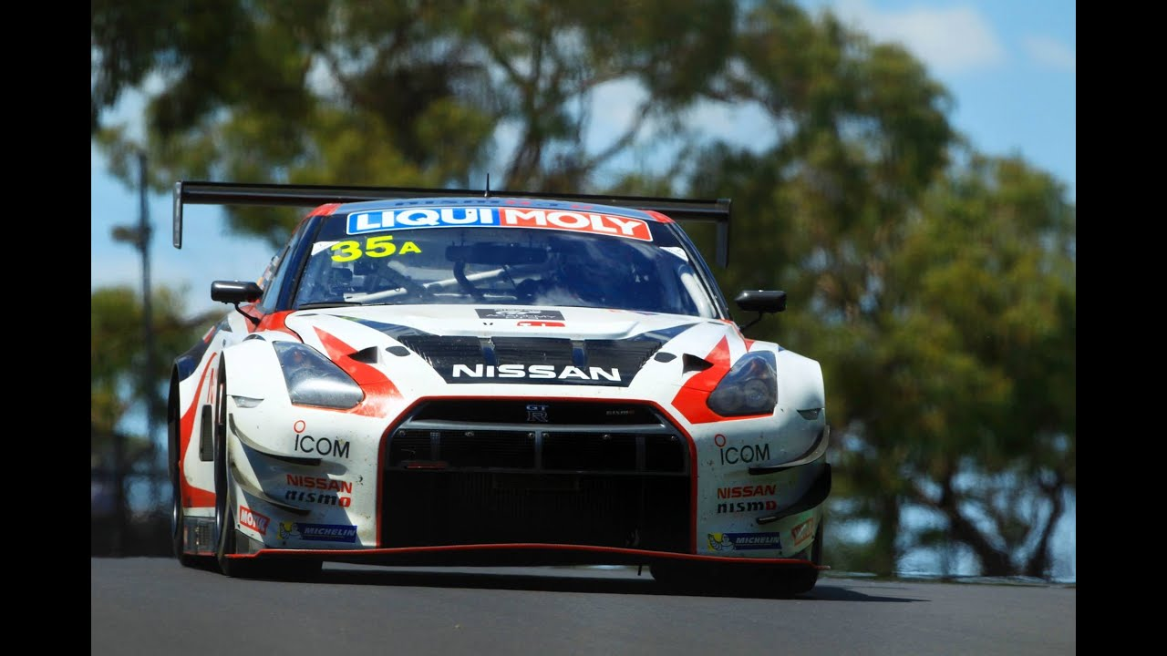 Watch A Team Of Former Gamers Take Out The Bathurst 12-Hour Endurance Race