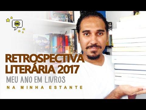 Retrospectiva Literária 2017: Meu Ano em Livros | Na Minha Estante