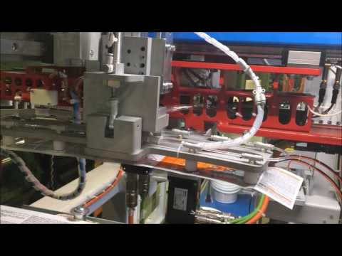1 Cavity 8 LT Bucket Robot Eurasia Robotic