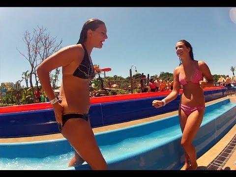 park Girls wedgie water