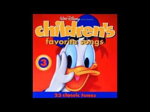 Alphabet Song - Disney records
