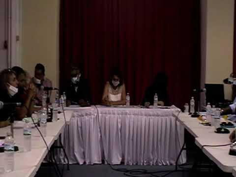 Video από το δημοτικό συμβούλιο Σάμης για τον Ιανό