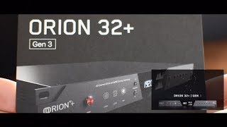 Unboxing Orion32+ Gen 3 | Antelope Audio