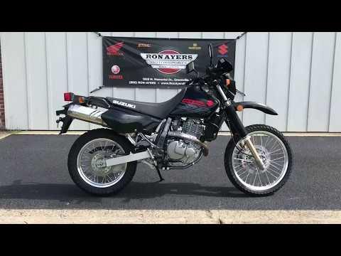 2019 Suzuki DR650S in Greenville, North Carolina - Video 1