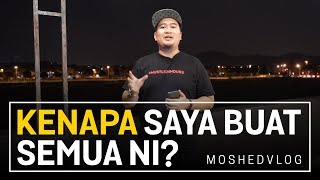 Kenapa Saya Buat Semua Ini? Belanja dan Derma RM1000   Moshed Vlog 021