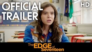 The Edge Of Seventeen 2017 Official Trailer HD