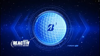 TOUR B XS Golf Balls-video