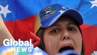 El Consejo de Seguridad de la ONU celebra reunión sobre la crisis de Venezuela