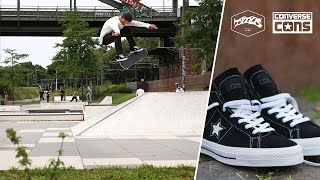 Converse One Star Pro Mid Wear Test with Vladik Scholz