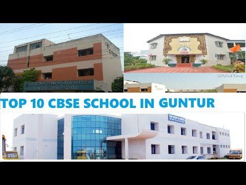Top 10 School In Guntur