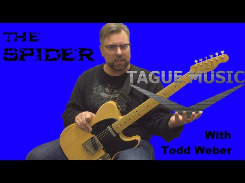 A sample lesson from Todd Weber. This video takes place in my lesson studio at Tague Music.
