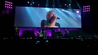 Deep Purple 2018 - Knockin' At Your Back Door (live in Moscow,30.05.18)