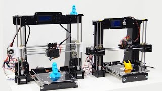 Anet A6 Vs A8 Comparison - Which Is The Best 3D Printer?