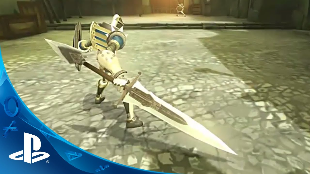 Strength of the Sword 3 Out Today on PS3