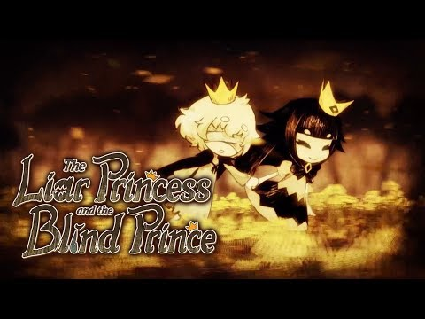 The Liar Princess and the Blind Prince - Announcement Trailer (PS4, Nintendo Switch) thumbnail