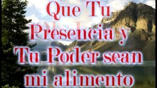 Mi Universo - Jesús Adrián Romero (Letra)