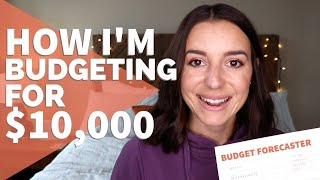 Planning My August Budget | Plan Your Spending With Me!