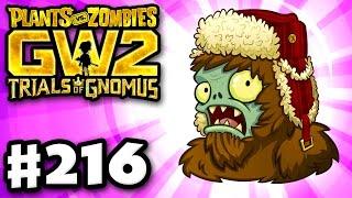 SASQUATCH BOSS HUNT! - Plants Vs. Zombies: Garden Warfare 2 - Gameplay Part 216 (PC)
