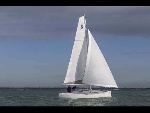 Beneteau First 25video