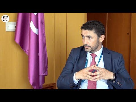 R. Martínez (Tecnobit): Estamos realizando una fuerte inversión en comunicaciones tácticas y equipos