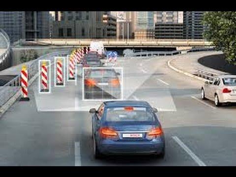 Новейшие системы безопасности автомобиля