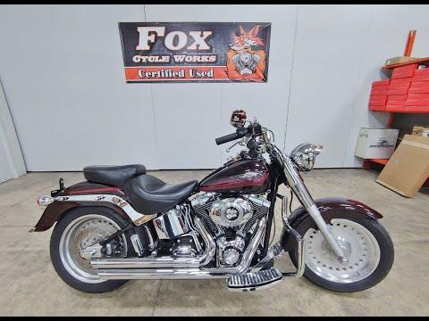 2007 Harley-Davidson Softail® Fat Boy® in Sandusky, Ohio - Video 1