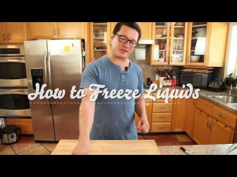 The Best Way to Freeze and Defrost Food