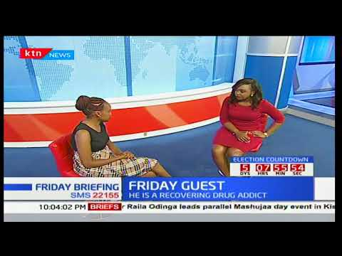 Friday Guest: Wanja Mwaura ; The Day's Shujaa - 20th Oct 2017