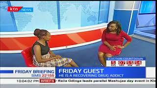 Friday Guest: Wanja Mwaura ; The Day's Shujaa - 20th Oct 2017