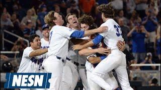 While You Were Sleeping: Gators Win College World Series