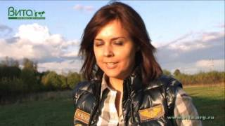 """Ольга Шелест о веганстве в интервью """"ВИТА"""""""""""