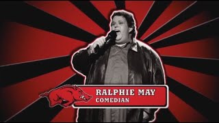 Ralphie May On Being An Arkansas Razorbacks Fan