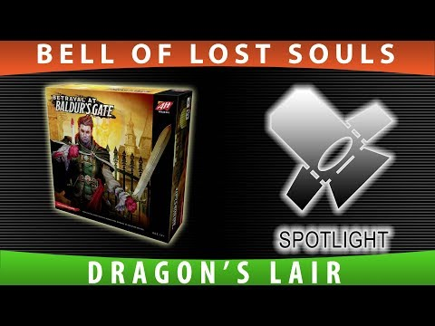 Tabletop Spotlight | Betrayal at Baldur's Gate
