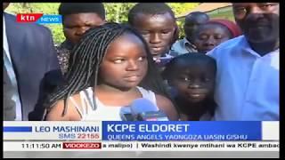 Wasichana wang'aa zaidi kushinda wavulana katika mtihani wa kitaifa wa KCPE 2017