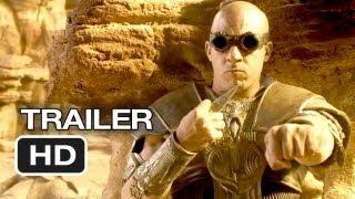 Official Debut Trailer - Riddick