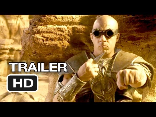 Riddick Official Trailer #1