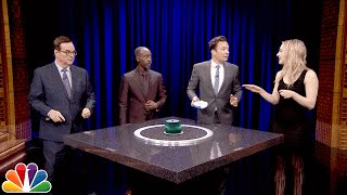 Catchphrase with Don Cheadle and Saoirse Ronan