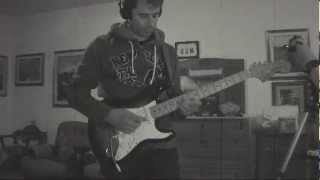 Highway Chile-Jimi Hendrix Experience-Cover by Vibratory
