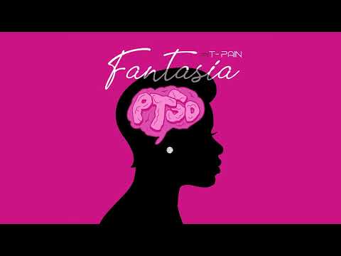 Fantasia - PTSD ft. T-Pain (Official Audio)