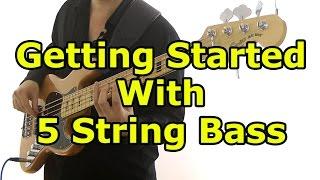 5 String Bass For Beginners