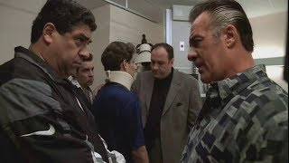 Christopher Wants To Kill Mikey Palmice   The Sopranos HD