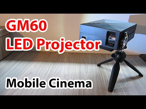 GM60 LED Projector Review