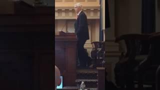 """VA House Speaker Bill """"ALEC"""" Howell Announces Retirement (2/20/17)"""