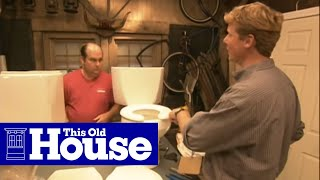 How to Change a Toilet Seat | This Old House