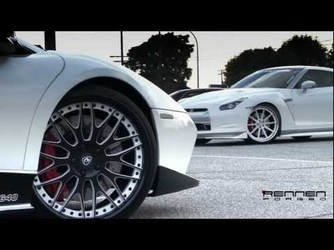 Rennen Forged Wheels: Classic Wheels with a Modern Edge