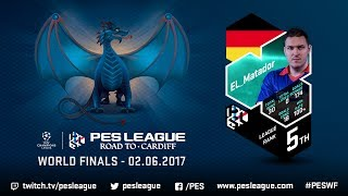 Ahead of the PES League World Finals next week we chat with